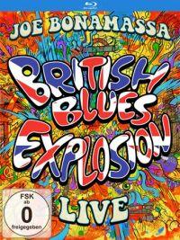 Cover Joe Bonamassa - British Blues Explosion Live [DVD]